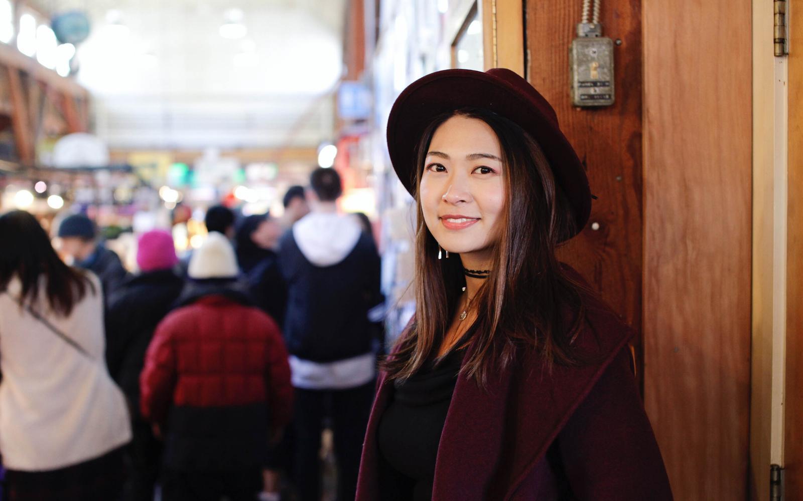 Bachelor of Hospitality Management Student, Betty Lan