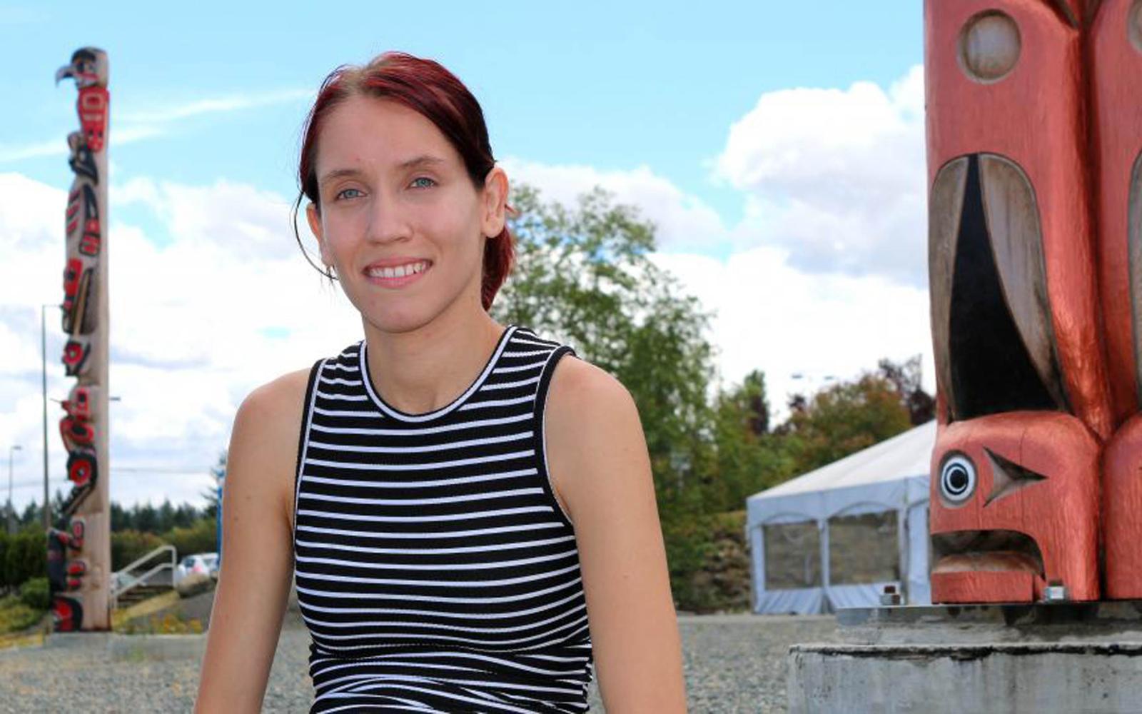 Community Health Promotion for Aboriginal Communities Student, Megan Newman