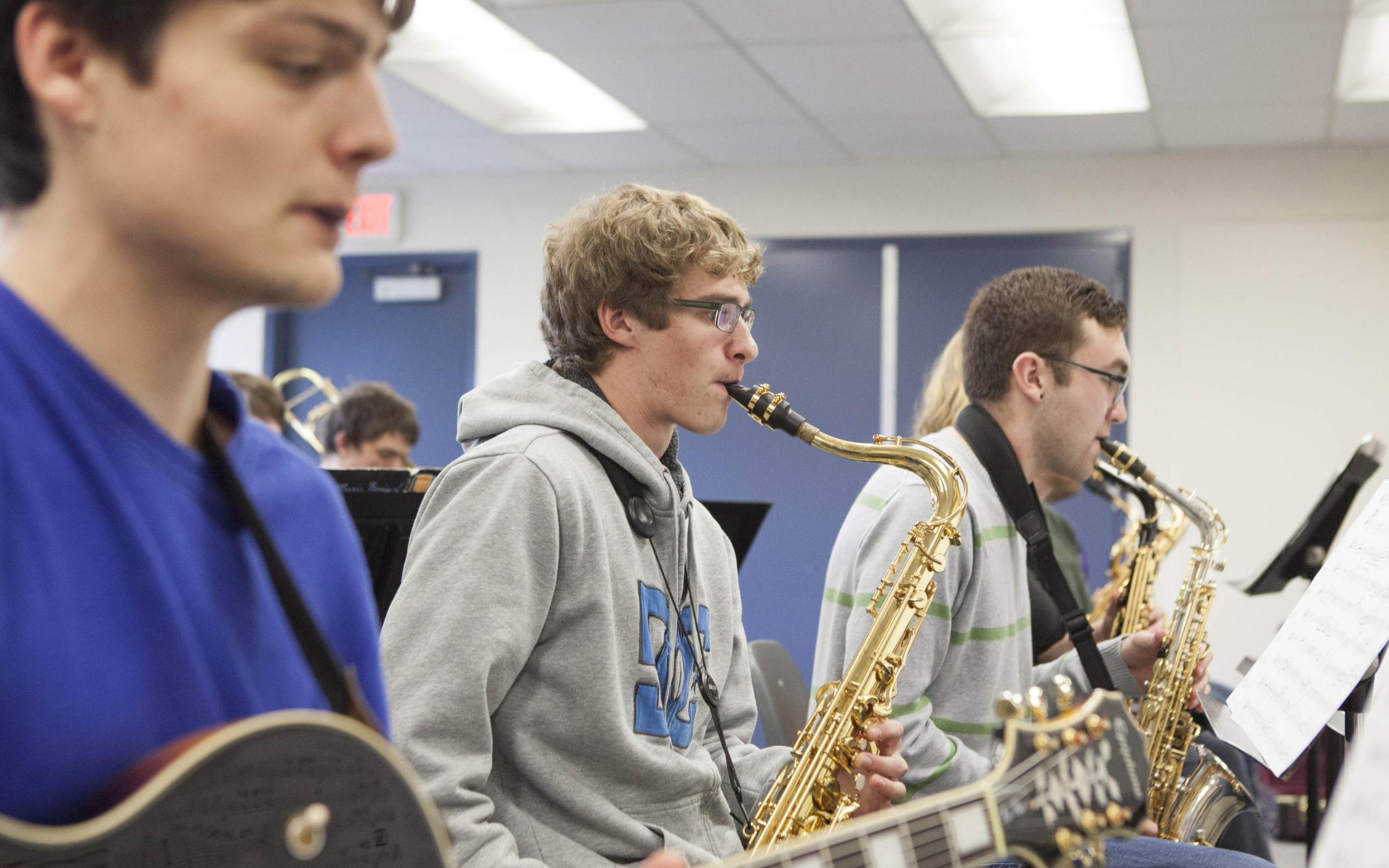 Bachelor of Music, Classical Transfer Program