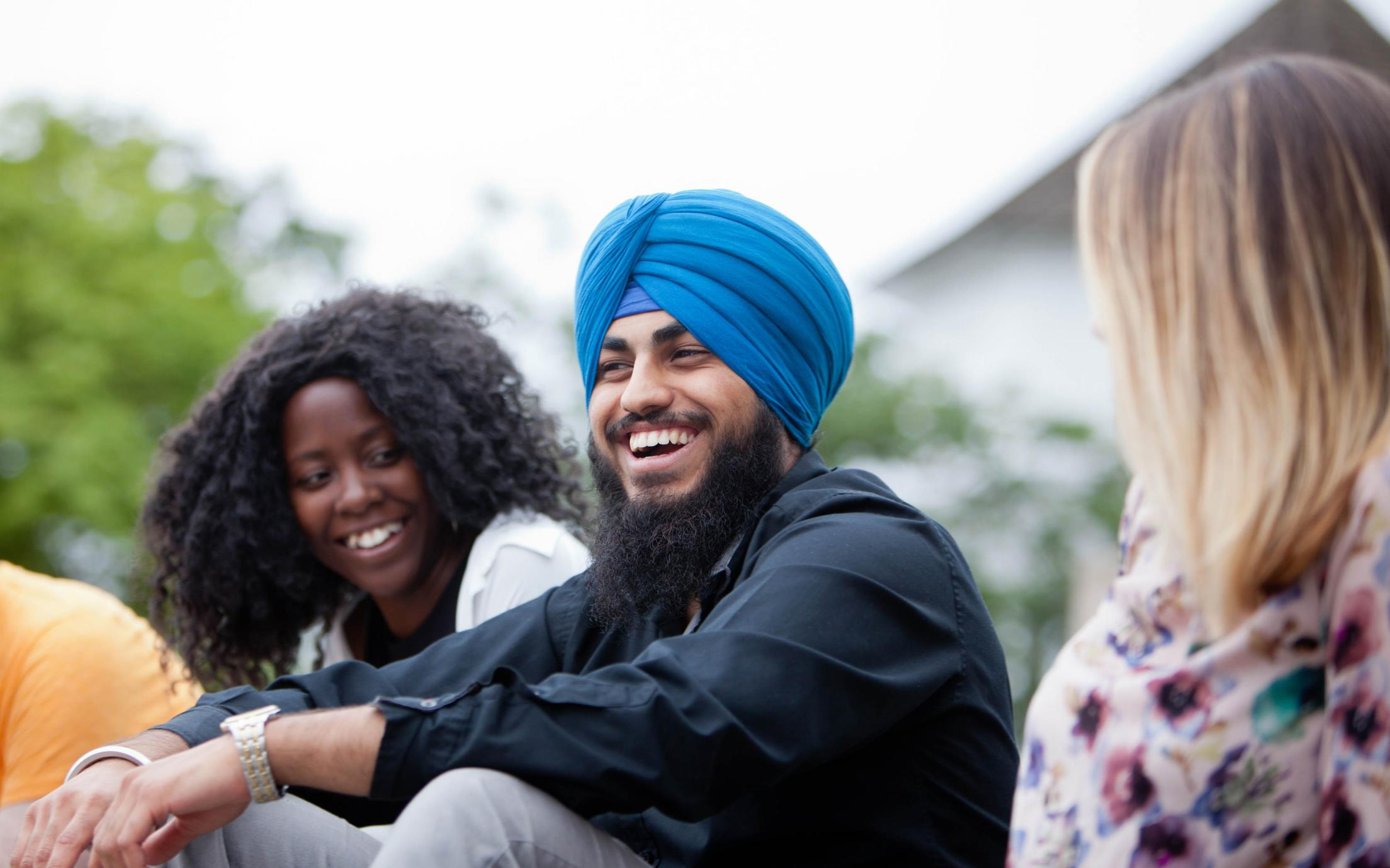 Bachelor of Science, Major, Minor in Psychology students enjoying their time at VIU's campus