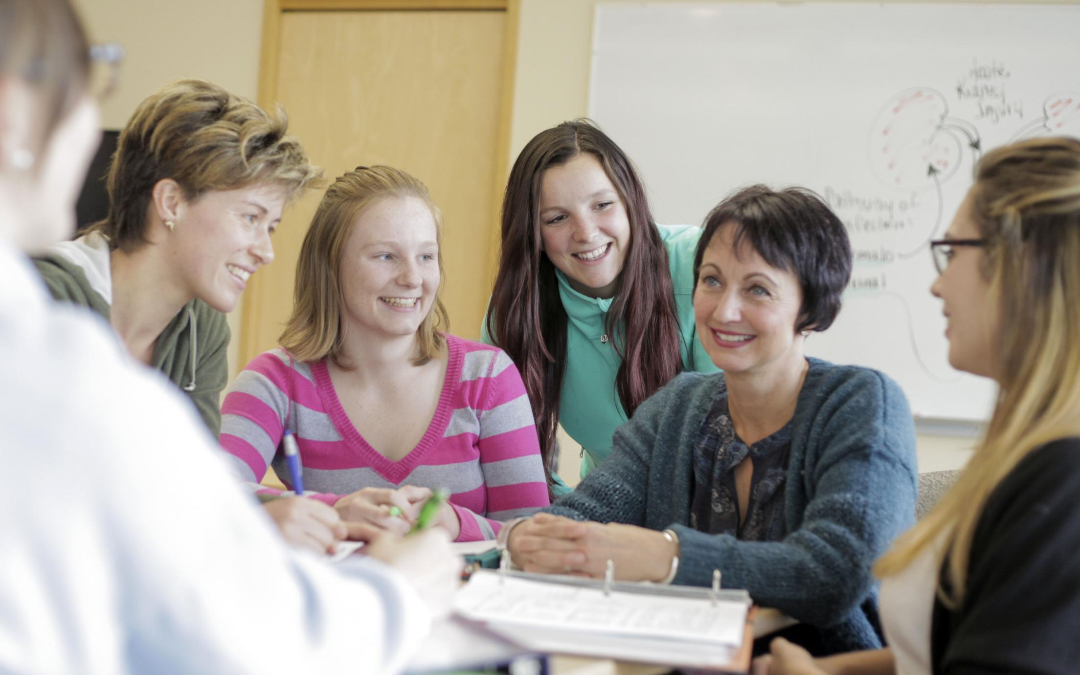 Mature student qualifications