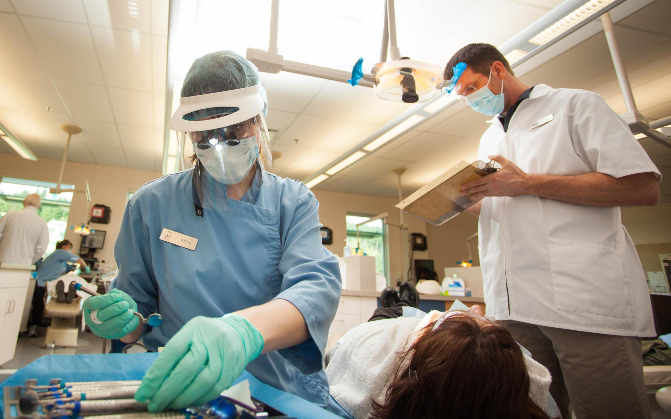 Looking for dental hygiene schools in BC? This Dental Hygienist found her path at VIU