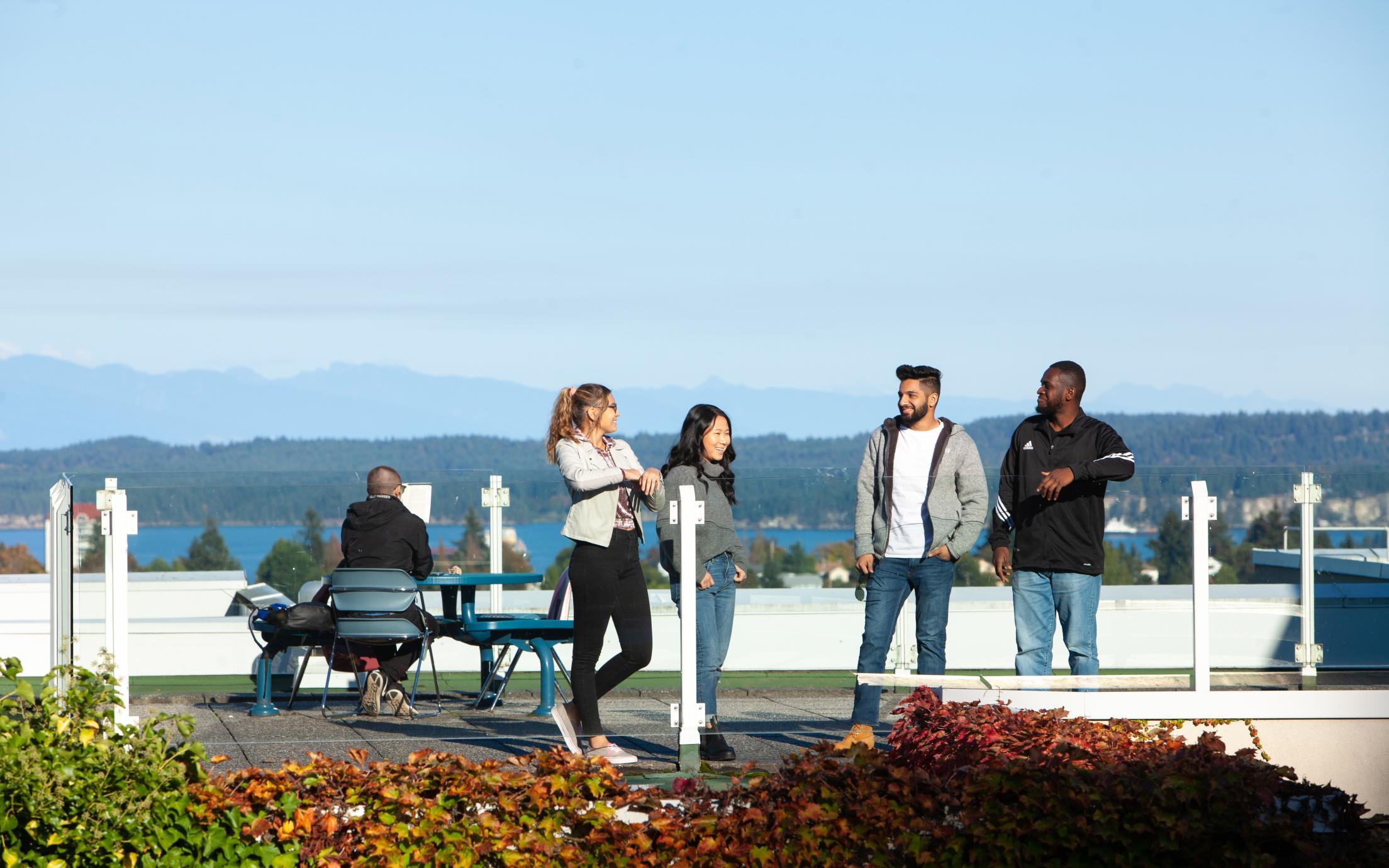Students - Nanaimo Campus
