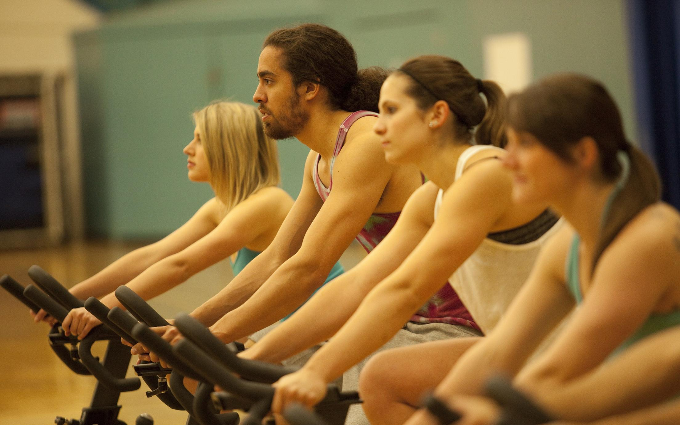 How to stay fit at VIU