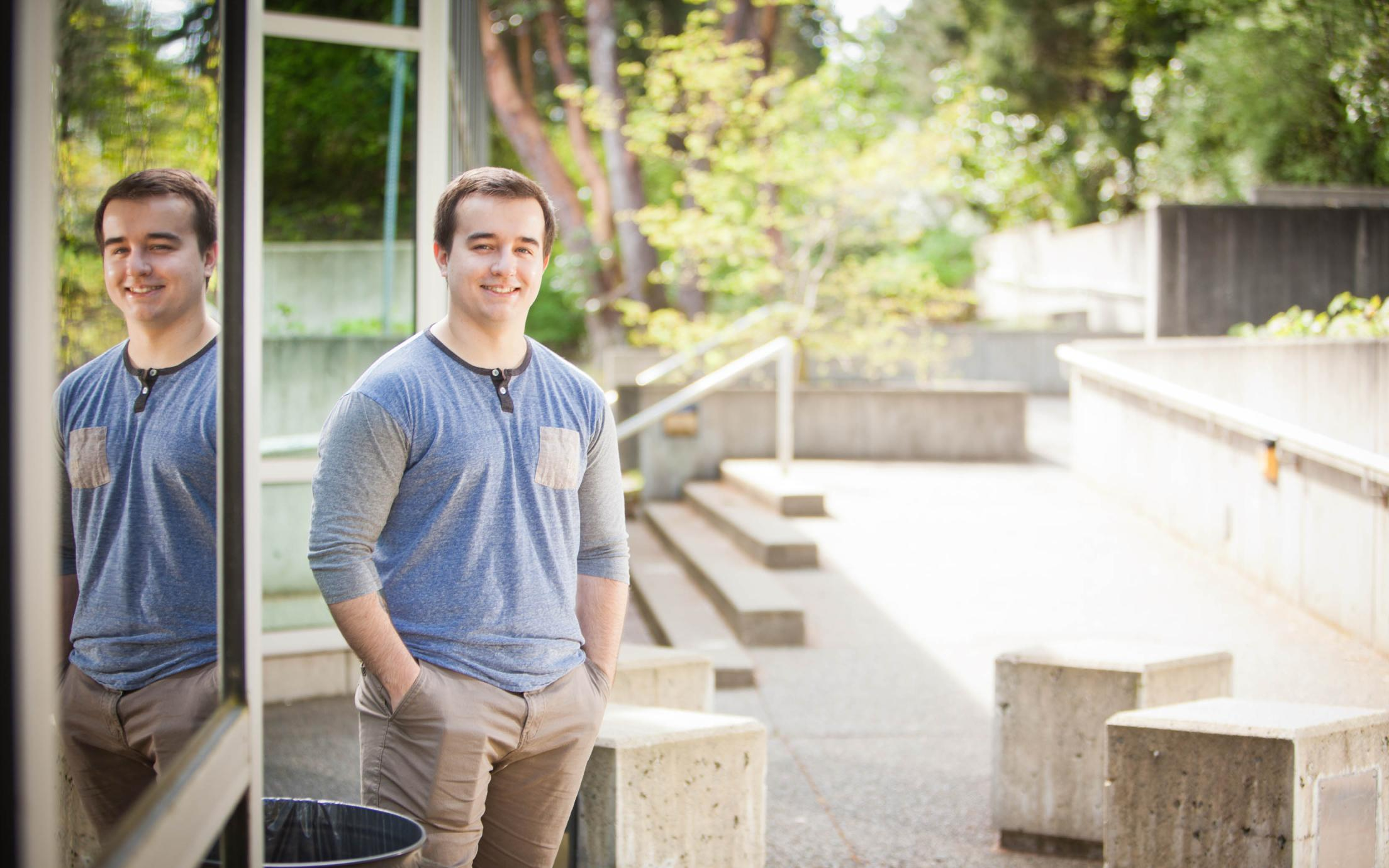 Bachelor of Business Administration (BBA) in Accounting Student, Brodie Virtanen