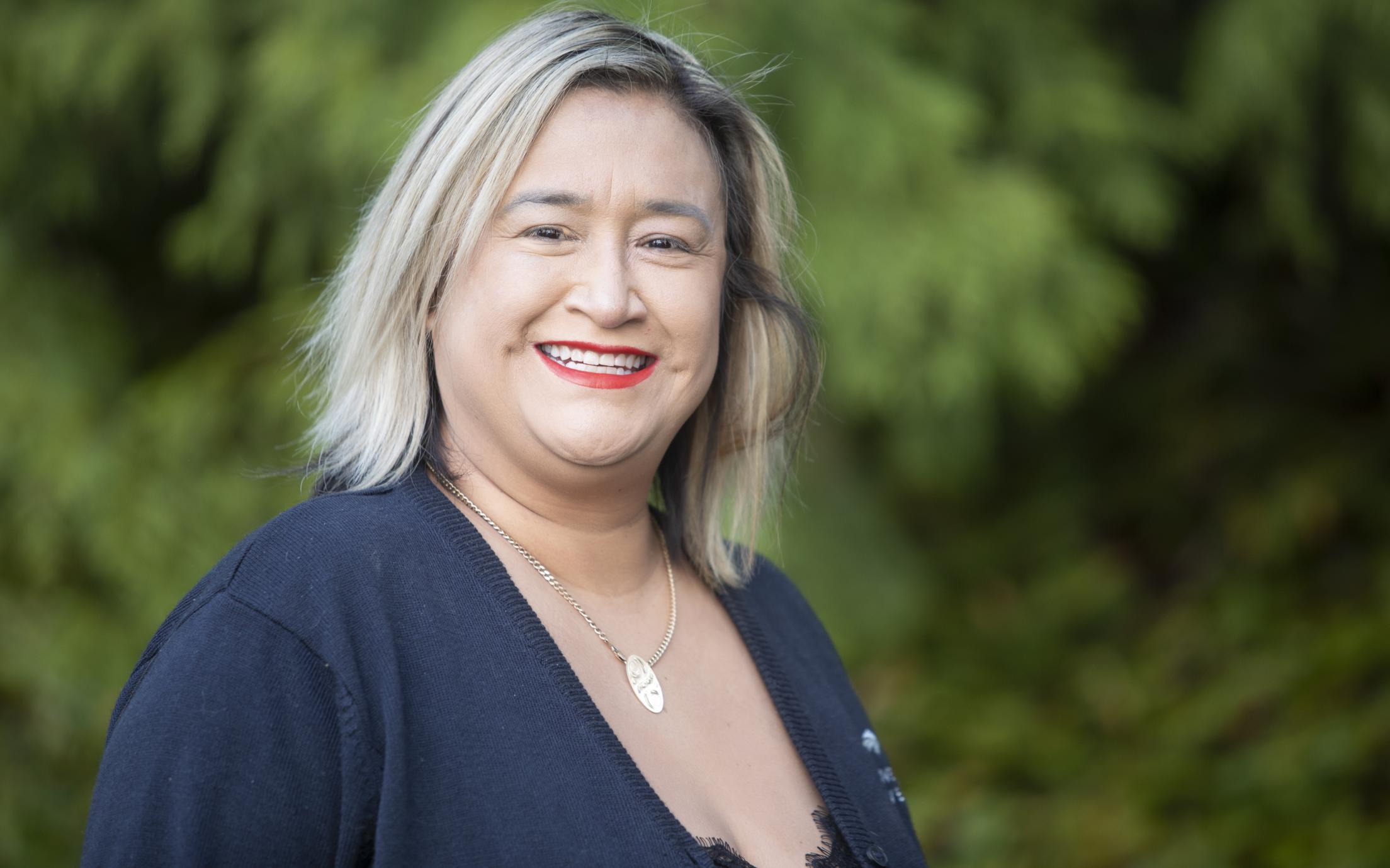Sherry Mattice, VIU Alumna and VIU Indigenous Education Navigator