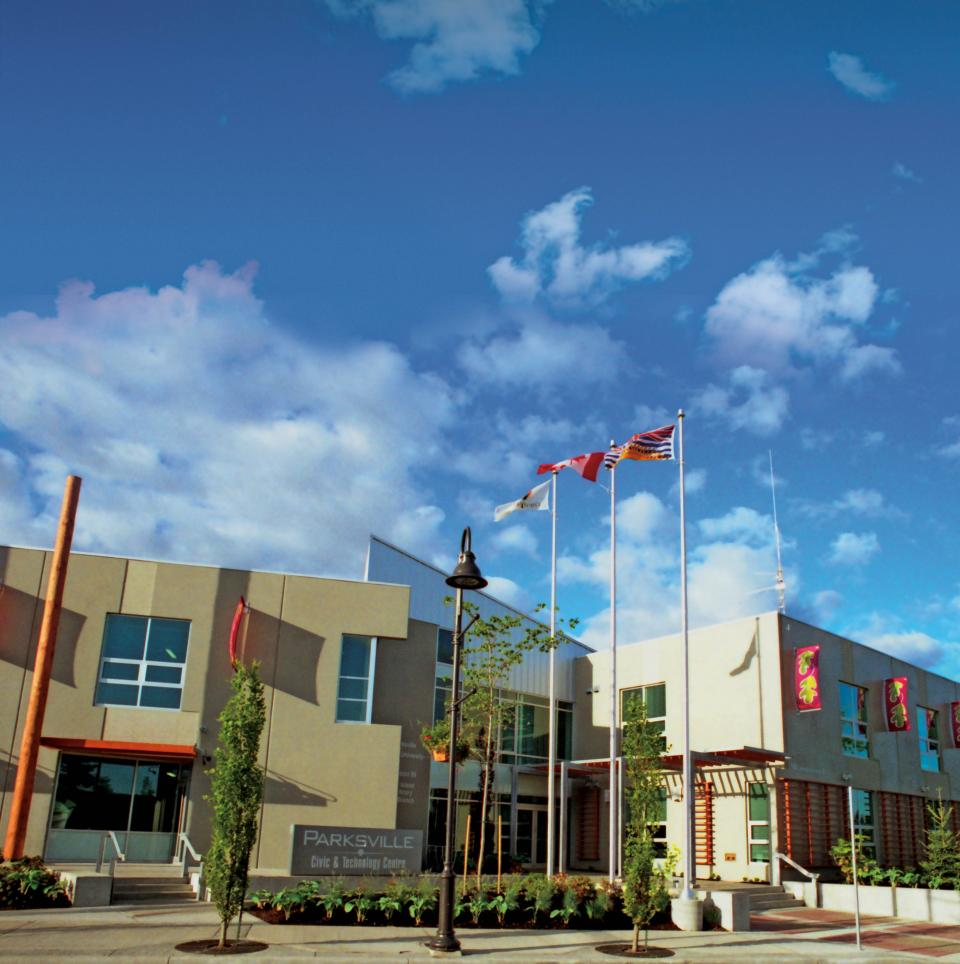 Parksville-Qualicum Centre