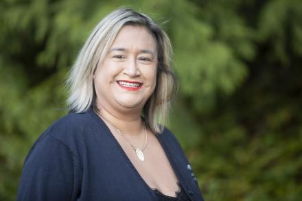 Sherry Mattice, VIU Alumna and VIU Indigenous Education Navigator